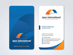 card design business card design by professionals 100 risk free