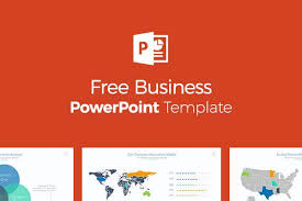 Free Business Powerpoint Templates Professional And Easy To Edit Free Power Point