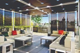 outdoor livingroom minimalist soho penthouse u2013 padstyle interior design blog