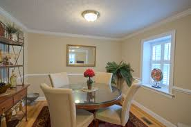 Dining Room Molding Ideas Dining Rooms With Chair Rails Home Decoration Ideas