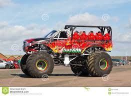monster truck racing uk monster truck rides editorial stock photo image 63147078
