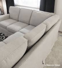 Slipcovers Sectional Couches Best 25 Sectional Sofa Decor Ideas On Pinterest Sectional Sofa