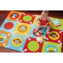 tappeto di gomma per bambini giocattoli per neonati e prima infanzia da 0 a 12 mesi