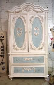White Vintage Armoire 142 Best Armoires Images On Pinterest Painted Furniture