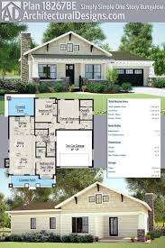 small bungalow house simple bungalow house designs architectural plan is onestory with