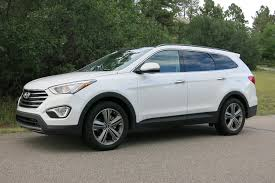 2014 hyundai santa 2014 hyundai santa fe our review cars com