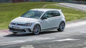volkswagen golf wheels 2016 vw golf gti clubsport s nurburgring front wheel drive record set