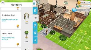 wedding arches on sims 3 how to get married in the sims mobile