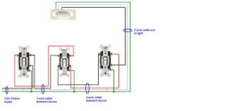 3 way and 4 way switch wiring diagram gooddy org