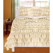 Ivory Duvet Cover Set Ivory Duvet Cover Pottery Barn Ruched Voile Duvet Cover Sham Ivory