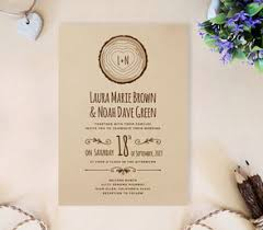 cheap rustic wedding invitations rustic wedding invitations lemonwedding