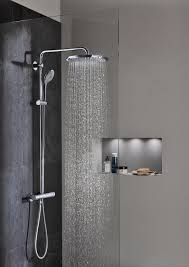 rain shower head system rainshower system smartcontrol 360 duo shower system with