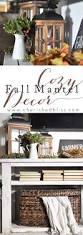 90 best fabulous fall mantels images on pinterest fall mantels