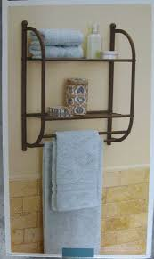 Bronze Bathroom Shelves Bronze Towel Racks Easy Home Concepts
