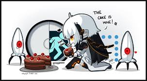The Cake Is A Lie Meme - uesp forums view topic new improved image thread hosted by