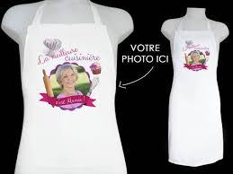 tablier de cuisine personnalisable tablier personnalisé décor mamie cuisine thema deco