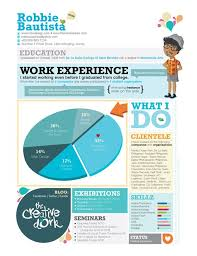 Infographic Resume Samples by 19 Best Contoh Resume Creative Images On Pinterest Infographic