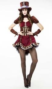 Cheap Size Womens Halloween Costumes Women U0027s Steampunk Burlesque Halloween Costume N10612