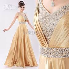 wedding party dresses for women gold color sleeveless sequins lovely floor length burgundy