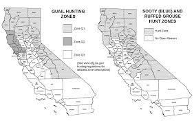 Colorado Hunting Unit Map by Tehama Wildlife Area Hunting Rules U0026 Tips Legal Labrador