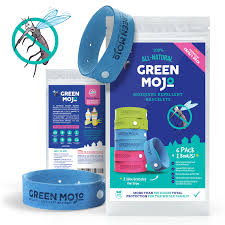Mosquito Repellent For Home by Mosquito Repellent Bracelet By Green Mojo U2013 100 Natural U0026 Safe