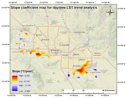 Phoenix Metro Map by Remote Sensing Free Full Text Spatio Temporal Modeling Of The