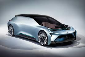citroen concept cars autonomous car startup nio unveiled its self driving concept