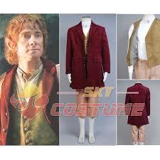 Hobbit Halloween Costume Aliexpress Buy Hobbit Bilbo Baggins Coat Pants