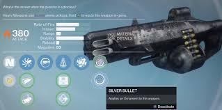 new exotics armor ornaments