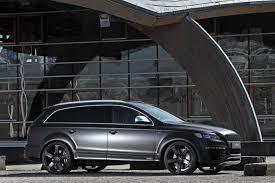 Audi Q7 Diesel - dub magazine diesel audi q7 by fostla