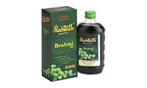ramtirth brahmi hair oil ramtirth brahmi 200ml bottle herbal hair oil loss groupon
