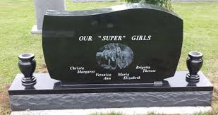 headstone designs cotner monument pictures