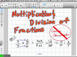 multiplying and dividing fractions grade 10 applied pre req skills