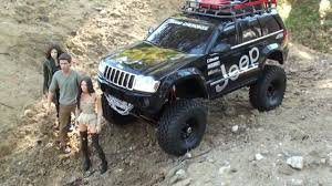 jeep honcho lifted jeep wk grand cherokee scx10 episode 1
