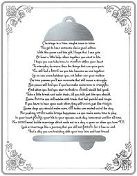 wedding shower poems bridal shower poems