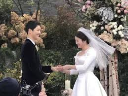 wedding dress song what we post wedding of song joong ki and song hye kyo