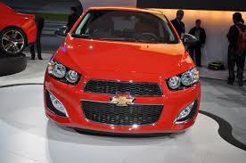 2013 chevrolet sonic rs priced at 20 995 no gas mileage yet