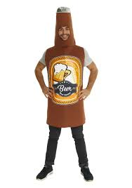 beer bottle cartoon beer bottle costume for men