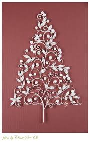 Craft For Home Decor 2014 Quilling Christmas Tree Paper Craft For Home Decor Fashion