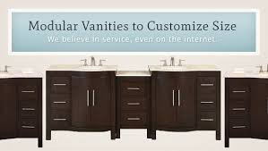 Unique Bathroom Vanities Ideas Winsome Inspiration Modular Bathroom Vanity Ideas Unique