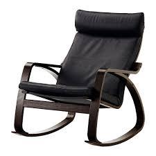 ikea sedie e poltrone poäng sedia a dondolo smidig nero ikea