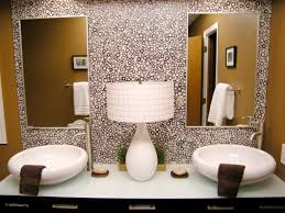 bathroom backsplash beauties bathroom ideas designs hgtv bathtastic diy