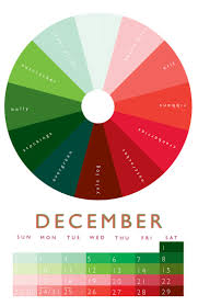 14 best color wheel 2012 calendar images on pinterest colour