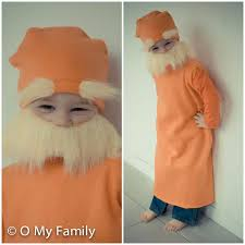 Lorax Halloween Costume 20 Lorax Costume Ideas Dr Seuss Costumes