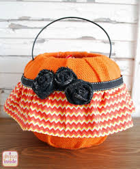 halloween storage 12 brilliant crafts to transform dollar store plastic pumpkin