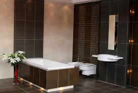 bath design simple all black bathroom interior decorating ideas