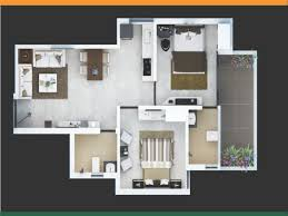 Smart Floor Plan by Smart Home