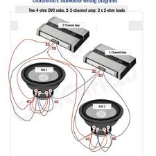 beautiful 3 ways to bridge subwoofers u2013 wikihow in addition to
