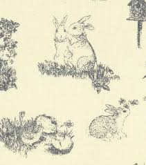 rabbit material easter fabric easter fabric by the yard joann