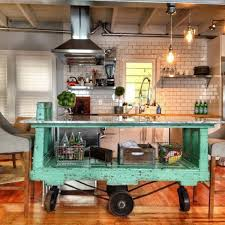 vintage kitchen island 20 cool kitchen island ideas hative